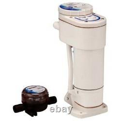 Jabsco Electric Conversion Kit for Manual Toilets 12 Volt