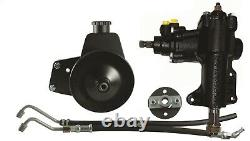 Manual Steering to Power Steering Conversion Kit-Base Borgeson 999021