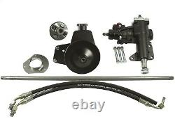 Manual Steering to Power Steering Conversion Kit-Base fits 64-65 Ford Mustang