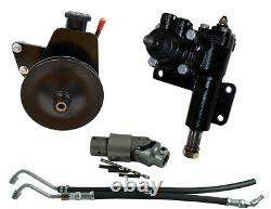 Manual Steering to Power Steering Conversion Kit Borgeson 999063