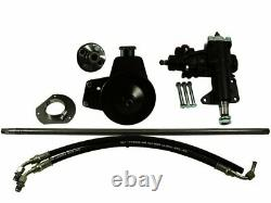 Manual Steering to Power Steering Conversion Kit fits Mustang 1965-1966 79GBHS