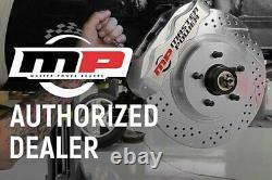Master Power Brakes MC1781K Power to Manual Master Cylinder Conversion Kit