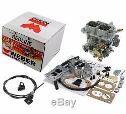 NEW For Suzuki Weber 32/36 DGV Manual Choke Carburetor Complete Conversion KIT