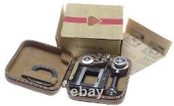 Rolleiflex 3.5 conversion kit to 35mm film boxed manual complete 3.5F kit cased