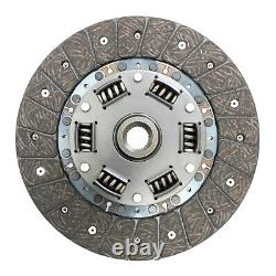 STAGE 1 CLUTCH and SOLID FLYWHEEL CONVERSION KIT for 05-06 VW JETTA TDI 1.9L BRM