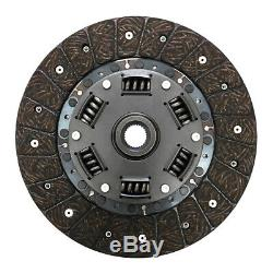 STAGE 2 CLUTCH and SOLID FLYWHEEL CONVERSION KIT for 05-06 VW JETTA TDI 1.9L BRM