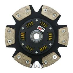 STAGE 3 CLUTCH and SOLID FLYWHEEL CONVERSION KIT for 2008-2011 VW BORA 2.5L 5CYL