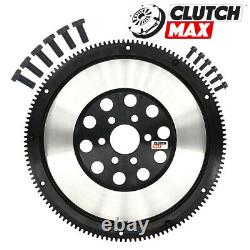 STAGE 4 CLUTCH and SOLID FLYWHEEL CONVERSION KIT for 2010-2011 VW GOLF 2.5L 5CYL