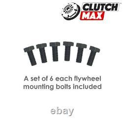 STAGE 4 RACE CLUTCH SOLID FLYWHEEL CONVERSION KIT for 1998-2005 VW PASSAT 1.8T