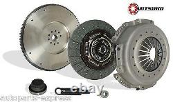 Solid Flywheel Conversion Clutch Kit Mitsuko For 88-94 Ford F Sd F250 F350