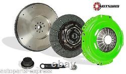 Solid Flywheel Conversion Clutch Kit Mitsuko Stage 1 For 88-94 Ford F250 F350
