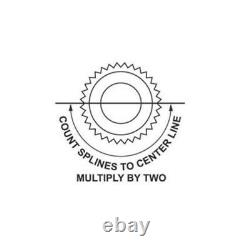 Speedway Drag Race Manual Steering Conversion Kit, 78-88 G-Body