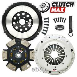 Stage 3 Performance Clutch & Flywheel Conversion Kit For Audi Tt Vw Golf Jetta