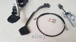 Toyota Supra MK4 JZA80 auto to manual conversion pedal kit LHD V160 and R154