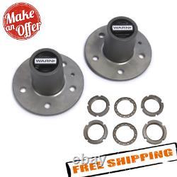 Warn 29071 Manual Locking Hubs with Warn 32720 Spindle Nut Conversion Kit
