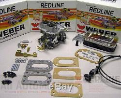 Weber 32/36 DGV Manual Choke conversion kit fits Datsun 510 610 620 Pickup