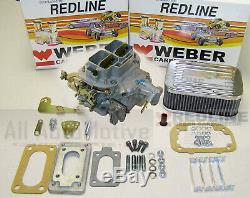 Weber Carb Conversion Kit fits Honda Civic 1.2 1.3 Manual Choke