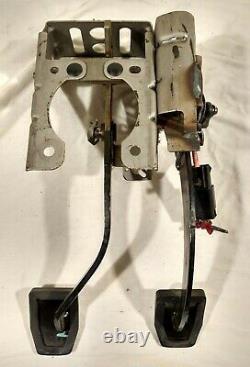 00-05 Dodge Neon Brake Clutch Pedal Shifter Kit De Conversion Manuel D'assemblage