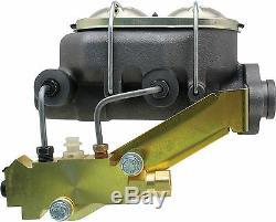 1964-1972 Chevelle Manuel Frein À Disque Kit De Conversion Et Le Contrôle Des Armements Tubulaires Set