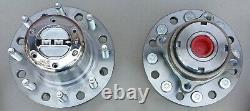2003-2008 Dodge Ram 2500 Ou 3500 Srw Manuel Locking Hub Conversion Kit