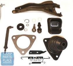 68-72 Buick Gs Gsx Transmission Manuelle Pédale Z Bar Kit De Conversion 400 450 Moteurs