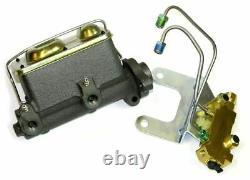 70-74 Nova Ventura Front Manual Disc Brake Conversion Caliper Rotor Wheel Kit Oe