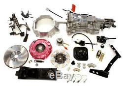 82-02 Camaro / Firebird Tremec Magnum 6 Vitesses Manuelle Conversion Kit Lsx Complet