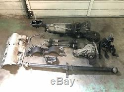 Audi A4 B7 05,5 À 08 2.0t 6spd Manuel Swap Awd Conversion Kit Bm6 Cvt Manuel 06