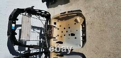 Bmw E36 Coupé Convertible Seat Rails Manuel 325 318 328 323 94 95 96 97 98 Oem