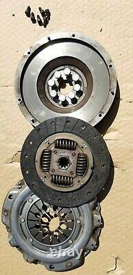 Bmw Z3 328 528 2.8l Oem Flywheel Conversion Kit Valeo 5 Speed Manual Clutch Disc