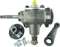 Borgeson 999001 Power Steering To Manual Steering Conversion Kit
