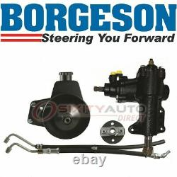 Borgeson Steering To Power Conversion Kit Pour 1969-1971 Ford Torino 5.0l V8 IC