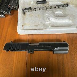 Colt 1911,22 Kit De Conversion Withbox Complet, Manuel, 3 Usine Colt Jantes En Aluminium Ex Cond