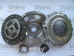 Double Solid Clutch Flywheel Kit De Conversion 835087 Valeo Set 1223610 Qualité