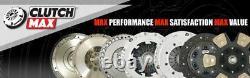 Embrayage Étape 1 Et Kit De Conversion Flywheel Solide Pour 05-10 Vw Jetta Rabbit 2.5l