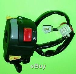 Eton 650100 Manuel Atv Choke Kit De Conversion 50cc 90cc Viper Rxl-90 Foudre 50