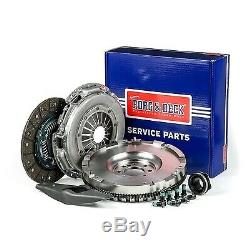 Ford Transit 2.4d Double Solid Conversion Kit D'embrayage Flywheel 00-06 Manuel
