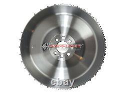 Fx Clutch Kit+mid-weight Solid Flywheel Conversion Convient Nissan 350z G35 Vq35de