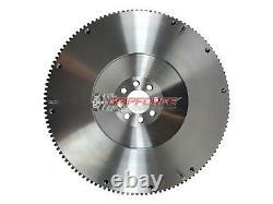 Fx Clutch Kit+mid-weight Solid Flywheel Conversion Pour Nissan 350z G35 Vq35de