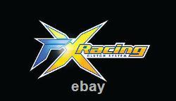 Fx Stage 2 Embrayage Solide Flywheel Kit De Conversion Pour 2003-08 Hyundai Tiburon 2.7l