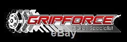 Fx Stage 2 Embrayage Volant Kit De Conversion + Esclave Pour 2003-2011 Ford Focus 2.0 2.3