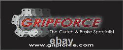Fx Stage 3 Clutch Solide Conversion De Flywheel Kit Pour 2003-08 Hyundai Tiburon 2.7l