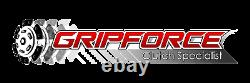 Fx Stage 3 Clutch+flywheel Conversion Kit S'adapte Vw Jetta Bettle Bora Golf 2.5l