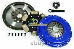 Fx Stage 3 Embrayage Et Kit De Conversion Flywheel Solide Pour 05-06 Vw Jetta Tdi 1.9l