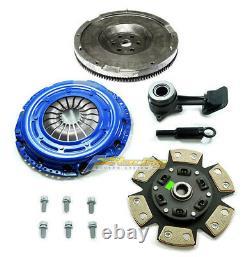 Fx Stage 3 Embrayage Flywheel Conversion Kit+slave Cyl S'adapte 2003-2011 Ford Focus