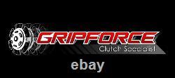 Fx Stage 4 Clutch+flywheel Conversion Kit S'adapte Vw Jetta Bettle Bora Golf 2.5l