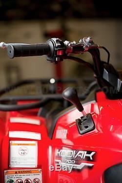 Grabber Différentiel Intégral De Verrouillage De Traction Kit De Conversion Convient Yamaha Kodiak 700