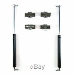 Gullwing Porte Kit De Conversion (2 Portes) Ascenseur Manuel Bbc Accessoires De Socal