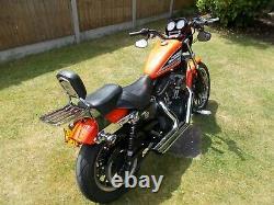 Harley-davidson Sporster XL 883r (avec Le Kit De Conversion 1200)