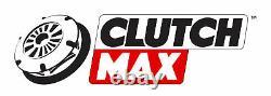 Hd Clutch Kit+solid Flywheel Conversion Set Fos 06-08 Audi A3 2.0l Turbo Tsfi 8p